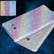 full body glitter voor Samsung Galaxy Note 5 glanzende telefoon sticker geval fonkelende diamant film decals