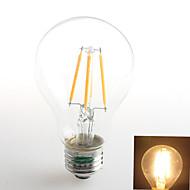 Zweihnder W403 E27 4W 380LM 3000-3500K LED Tungsten Core Warm Light Globe Bulb(AC 220 -240V)