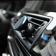 Magnetic Car Use Holder for iPhone Samsung(Assorted Color)