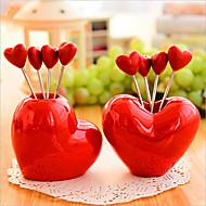 kreatív szeretet stílus táplálékra villa gyümölcs villa dísz dekoráció 5 villa