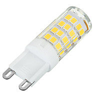 G9 6W 500lm 51-2835 SMD 3500k/6500K Warm/Cool White Light Corn Lamp Bulb(AC 220-240V)