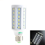 Zweihnder W416 E27 20W 600-1350LM 5500-6000K 60*5730 SMDs LED White Light Corn Lamp - White (AC 85-265V)