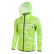 Casaco Impermiável / Anoraques(Branco / Verde / Preto / Azul) - deAcampar e Caminhar / Pesca / Alpinismo / Hipismo / Fitness / Corridas /