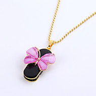 16gb collier papillon bijoux USB 2.0 Flash rotatif memory stick disque u disque ZP-01 / ZP-04 / ZP-09