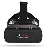 boîte de vr plastique monter la tête version 2.0 vr lunettes de réalité virtuelle google carton film 3d jeu