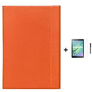 Business Original Cover capa para Smart Case For Samsung Galaxy Tab A 8.0/Tab A 9.7+Stylus + Film