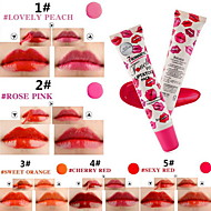 1PCS Matte Waterproof Tattoo Magic Color Rip Pull Lip Gloss Lasting 24 Hour Not Rub Off Lipstick(5 Selectable Colors)