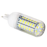 5W G9 LED-maïslampen T 56 SMD 5730 450 lm Natuurlijk wit AC 220-240 V 1 stuks