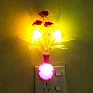 piękny wazon zmieniający kolor inteligentnego oświetlenia awaryjnego kontrolowane doprowadziły lampka nocna dla dzieci pokój dekoracji