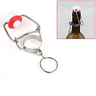 1stk genanvendeligt keramiske svajende swing top ølflaske cap