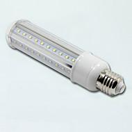 1 stk. uau E26/E27 15W 70 SMD 2835 1200lm±5% lm Varm hvid / Kold hvid T Dekorativ LED-kolbepærer AC 85-265 V