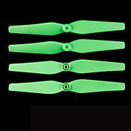 SYMA X5HW / X5HC / X5 / X5C / X5SW SYMA Vrtule / díly Příslušenství RC Kvadrokoptéra Zelená