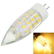 1 kpl Marsing G4 4W 36 SMD 2835 300-400 lm Lämmin valkoinen / Kylmä valkoinen Upotettu jälkiasennus Koristeltu LED Bi-Pin lamput AC 12 V
