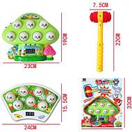 plast for barn over tre puslespill leketøy