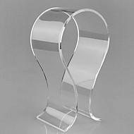 עמדת חומר אקרילי פופולרית עבור tranparent אוזניות