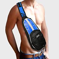Acacia® Bolsa para Bicicleta 6LLBolsa de hombro / Ciclismo Mochila Banda reflectante / Antideslizante / Listo para vestir / CompactoBolsa