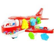 blocchi di plastica per i bambini superiori a 3 modello&giocattolo buliding