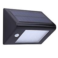Waterproof Wall Light PIR Human Body Motion Sensor Lamp Rechargeable 20LEDs Solar Power Light Wall Lamp Garden Wall
