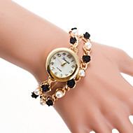 2016 New Arrival Fashionable Bangle Chain Women's Wristwatch Geneva Series Cool Watches Unique Watches