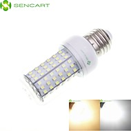 Bombillas LED de Mazorca Decorativa / Impermeable sencart Luces Empotradas E14 / GU10 / B22 / E26 / E26/E27 10W 126 SMD 2835 900-1200 lm