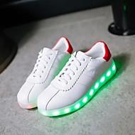 kadın ayakkabı led usb şarj moda spor ayakkabılar açık / atletik / gündelik beyaz