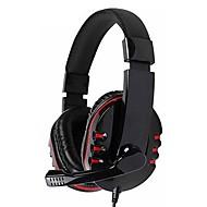 kanen km-790 fone de ouvido fone de ouvido estéreo com microfone microfone para os jogadores de PC