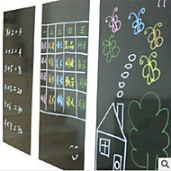1PC Children'S Early Education Blackboard Put 45 * 200 Cm Environmental Protection Can Be Scrubbed
