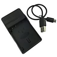 El15 Mikro USB Mobil Batterioplader Til Nikon En-El15 D7000 D7100 D7200 D750 D610 D800 D810