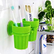 Tandenborstelbeker Toilet / Bad / Douche Kunststof Multifunctioneel / Voor tijdens de reis / Opslag
