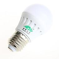 Zweihnder W338 E27 6W 550LM 3000-3500K / 5500-6000K 12x5730 SMD LEDs Warm White / White Light Globe Bulb(AC 85-265V)