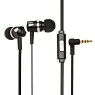 휴대 전화 | | 컴퓨터 미디어 플레이어 / 태블릿 (귀) 3.5mm의 유선 이어폰