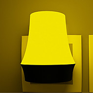 творческий теплый белый свет сенсор звук индукции в связи с ночного сна ребенка света (ассорти цветов)