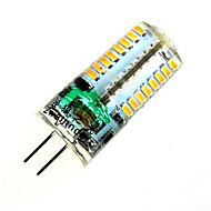 5W G4 LED-lamper med G-sokkel T 64 SMD 3014 350 lm Varm hvid / Naturlig hvid Dekorativ AC 220-240 V 1 stk.