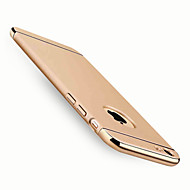 Til iPhone X iPhone 8 iPhone 8 Plus iPhone 7 iPhone 7 Plus iPhone 6 iPhone 6 Plus iPhone 5 etui Etuier Belægning Bagcover Etui Helfarve
