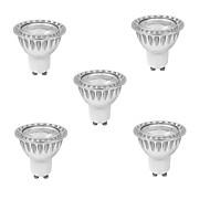 10W GU10 Focos LED MR16 1 COB 400 lm Blanco Cálido / Blanco Fresco Regulable AC 100-240 V