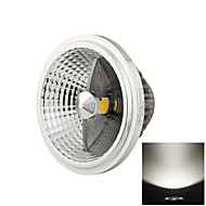 YouOKLight® GU10 13W 1200lm 4000K 2-COB LED Ceiling Light - Grey + Silvery White (AC 110V/220V)