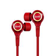 e-3lue homme ep914 de fer dans l'oreille headdphones filaires pour les smartphones