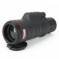 JINJULI 35 42MM mm Monocolo Mirrors Generico / Custodia / Militare / Alta definizione / Cannocchiale 1200M/9600M 4.1mmMessa a fuoco