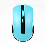 JITE Mini 2.4GHz Wireless 1000DPI Optical Mouse with USB Receiver White Gray Blue Green Pink