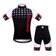 Wosawe Fietsen/WielrennenSweatshirt / Short/Broekje / Armwarmers/Armstukken / Gewatteerde shorts / Shirt / Shirt +
