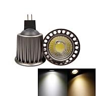5W G53 Lâmpadas de Foco de LED R63 1 COB 380 lm Branco Quente / Branco Frio Decorativa AC 12 V 2 pçs