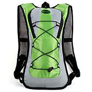 FJQXZ Fietstas 5Lrugzak Fietsen Backpack Waterdicht Fietstas Textiel Binnenwerk FietstasKamperen&Wandelen Klimmen Paardrijden Reizen