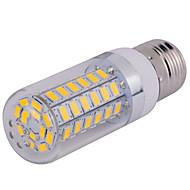 1 pcs E14/G9/E26/E27 15 W 60 SMD 5730 1500 LM Warm White/Cool White Corn Bulbs AC 85-265 V