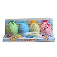 colorare le uova fai da te acquerello