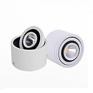 3W LED mélysugárzók 1 COB 300 lm Meleg fehér Hideg fehér Dekoratív AC 85-265 V 1 db.