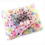 Wasgoedtas/mand Textiel metKenmerk is Met deksel / Open / Voor tijdens de reis , Voor Ondergoed / Wasgoed