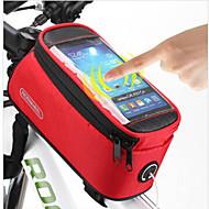 ROSWHEEL® Bolsa de Bicicleta 〈10LLBolsa para Guidão de Bicicleta / Bolsa para Quadro de BicicletaÁ Prova-de-Água / Á Prova-de-Chuva /