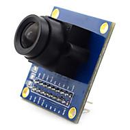 "Ryggekamera-1/4"" CCD-sensor-120°-380 TV-linjer-648 x 488"
