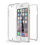 360-asteen all-inclusive split TPU soft shell for iPhone 6 / 6s / 6plus / 6splus