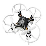 FQ777 FQ777-124B Drone 6 axes 4 canaux 2.4G RC Quadcopter Retour automatique / Mode sans tête / Vol rotatif de 360 degrés / Ground Station